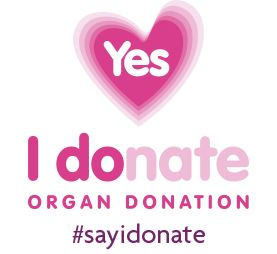 Spreading the message about Organ Donation at the Auld Lammas Fair