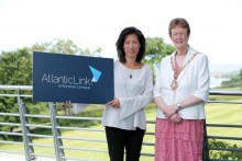 Official launch of Atlantic Link Enterprise Campus- Northern Ireland's first Enterprise Zone