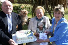 Portrush couple celebrate 60th wedding anniversary