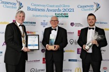 Mayor's praise for Causeway Coast and Glens business community