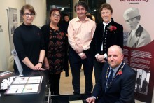 1918: Local Voices' exhibition opens at Ballymoney Museum
