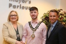 Councillor Sean Bateson becomes new Mayor of Causeway Coast and Glens