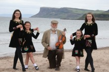 Music and dance take centre stage at the Auld Lammas Fair