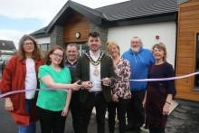 Magilligan Community Centre officially opened