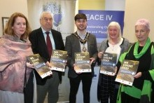 Roe Valley Ancestral Researchers celebrate launch of new Peace IV funded book