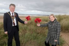 Mayor and Veterans' Champion voice support for the annual Poppy Appeal