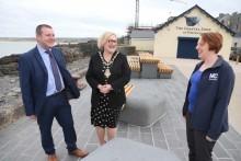 Portrush Public Realm scheme nears completion