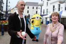 Feeling revitalised in Coleraine and Ballymoney