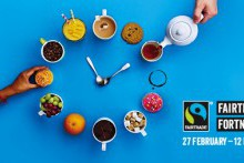 Celebrating Fairtrade Fortnight