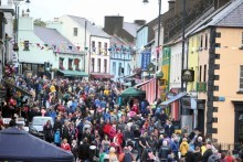 Ould Lammas Fair returns to Ballycastle