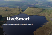 Causeway Coast and Glens Borough Council launches innovative LiveSmart story map