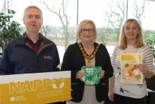 Causeway Coast and Glens Borough Council launches new NappySmart campaign