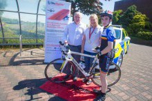 Register and secure your bicycle for free