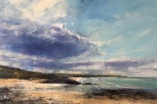 Coastal landscapes depicted in new exhibition at Flowerfield Arts Centre