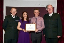 Bravery Award for Causeway Coast and Glens Borough Council Environmental Health Officer