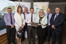 Coleraine wins Best Town at Ulster in Bloom competition.