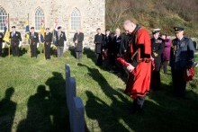 Beacon on Rathlin Island brings Great War commemoration to a close