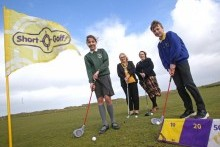 Legacy Primary Schools Golf Programme launched ahead of this years' 148th Open