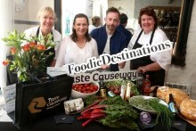 Taste Causeway shortlisted for Foodie Destination of the Year 2019