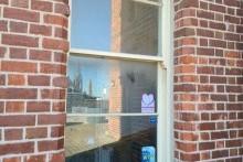 Mayor condemns vandalism at Portrush Town Hall