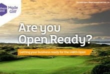 Business Engagement event ahead of The Open