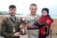 Mayor's praise for Portrush Beach Races