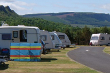 Book your stay at Council's holiday and leisure parks during The Open from Monday 3rd September