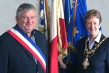 Mayor takes part in Twinning Association visit to France