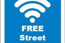 Coleraine goes online, on the street!